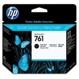 Cap Imprimare Matte Black & Matte Black Nr.761 Ch648A Original Hp Designjet T7100