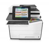 Multifunctional Cerneala Hp Pagewide Enterprise Color Flow Mfp 586Z