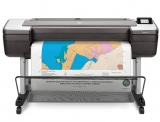 Plotter Cerneala Hp A0 Designjet T1700Dr Postscript Printer