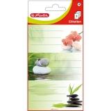 Etichete scolare Zen 9 buc/set Herlitz