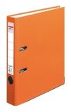 Biblioraft A4 50 mm portocaliu Herlitz