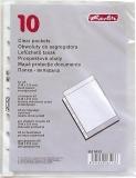 Folii protectie pentru documente, A5, 44 microni, 10 buc/set Herlitz