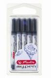 Patroane My.Pen albastre 5 buc/set Herlitz