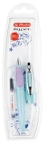 Stilou My.Pen turcoaz-violet blister Herlitz