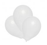 Baloane albe 100 bucati/set Herlitz