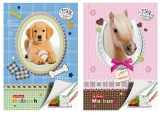 Carte de colorat A4 28 file color Pretty Pets V Herlitz