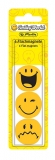 Magnet plat 6 bucati Smiley World Herlitz