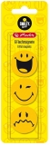 Magnet plat Smiley World 6 buc/set Herlitz