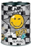 Suport metal instrumente de scris Smiley World Rock Herlitz