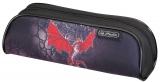 Necessaire arcuit Sporti Red Dragon Herlitz