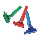 Suflatori diverse culori metalice 6 buc/set Herlitz
