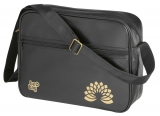 Geanta de umar Be.Bag Messenger Herlitz neagra