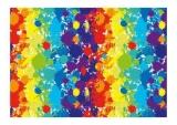 Hartie impachetat 2 m X 70 cm Rainbow Herlitz