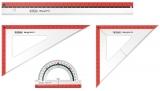Set geometrie 4 piese my.pen Herlitz