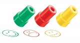 Stampila plastic diverse modele Smiley World Herlitz