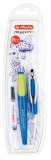 Stilou My.pen M albastru intens/lemon blister Herlitz
