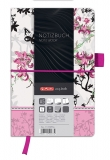 Bloc Notes A5 96 file dictando Classic Ladylike Bloom My Book Herlitz