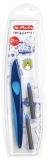 Roller My.Pen albastru inchis/deschis blister Herlitz