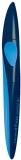 Roller My.Pen Style albastru inchis/albastru deschis Herlitz