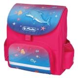 Ghiozdan neechipat Mini Softbag Little Dolphin Herlitz