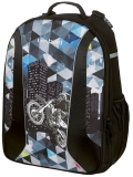 Rucsac Be.Bag ergonomic Airgo Big City Biker Herlitz
