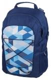 Rucsac Be.Bag ergonomic Fellow Blue Checked Herlitz