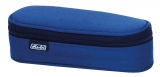Necessaire oval albastru Herlitz