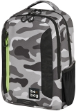 Rucsac Be.Bag, Be.Adventurer Camouflage Herlitz