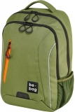 Rucsac Be.Bag, Be.Urban verde oliv + stilou Herlitz