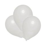 Baloane albe helium biodegradabile 100 buc/set Herlitz