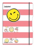 Caiet My.Book Flex A5 40 file patratele SmileyWorld Girly Herlitz