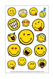 Sticker 3 coli SmileyWorld Herlitz