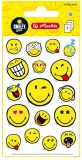 Sticker SmileyWorld 3 coli/set Herlitz