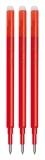 Rezerva roller cu stergere Write Erase Write rosu 3 bucati My.Pen Herlitz