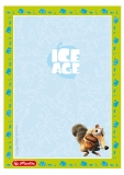 Bloc Notes A6 50 file Ice Age Herlitz