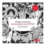Carte de colorat Zentangle-Dream Journey 24 file Herlitz