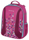 Rucsac Be.Bag ergonomic Airgo Geometric Herlitz