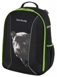 Rucsac Be.Bag ergonomic Airgo Black Panter Herlitz