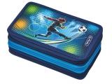 Penar echipat 3 compartimente 31 piese Soccer Herlitz