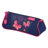 Necessaire triunghiular Butterfly Dreams Herlitz