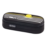 Necessaire oval SmileyWorld Black Stripes Herlitz