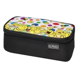 Necessaire Be.Bag Beat Box SmileyWorld Rainbow Faces Herlitz