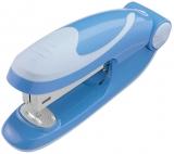 Capsator 25 coli, 24/6, ergonomic, albastru Herlitz