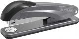 Capsator metalic, 24/6, 16 cm, ergonomic, antracit Herlitz
