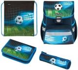 Ghiozdan baieti, echipat, Loop Plus Soccer Herlitz
