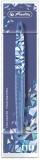 Stilou My.pen, penita M, Wild Animals, albastru, blister Herlitz