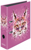 Biblioraft Max.File A4, 8 cm, Wild Animals Lynx Herlitz