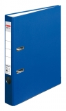 Biblioraft A4 50 mm albastru Herlitz