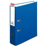 Biblioraft A4 80 mm albastru Herlitz