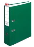 Biblioraft A4 80 mm verde Herlitz